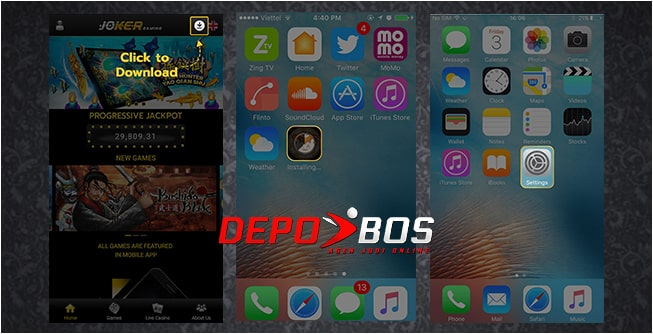 step download ios joker7878 pertama